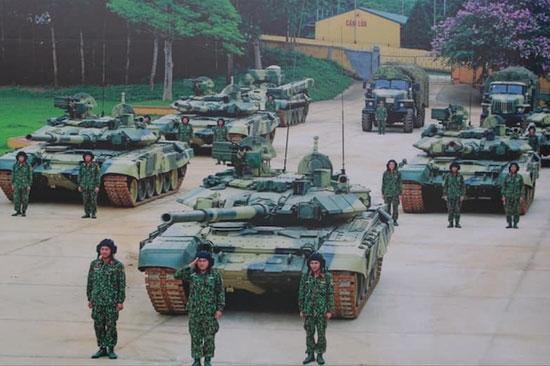 """Quân đội nhân dân Việt Nam """"lột xác"""" toàn diện vào năm 2030"""