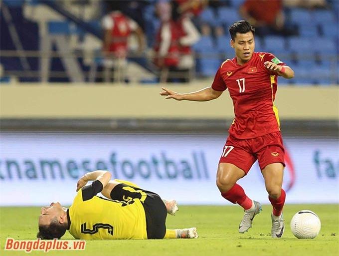 ĐT Việt Nam cần chuẩn bị tâm thế sẵn sàng ở vòng loại thứ 3 - World Cup 2022 - Ảnh: Minh Anh