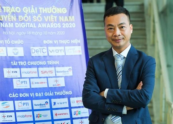 Ông Nguyễn Ngọc Hân, CEO Thudo Multimedia.