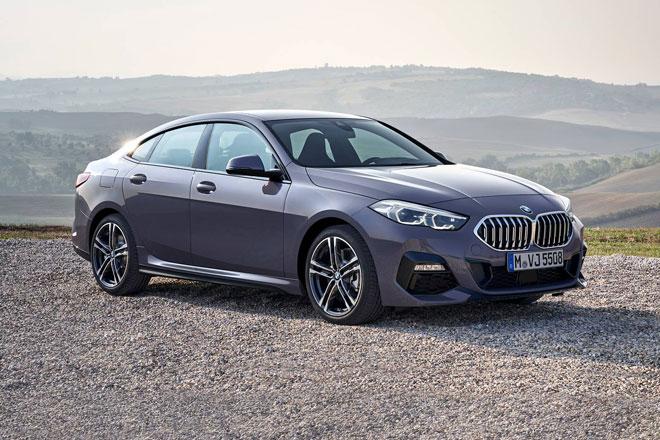 10. BMW 2 Series 2021 (giá khởi điểm: 38.695 USD).