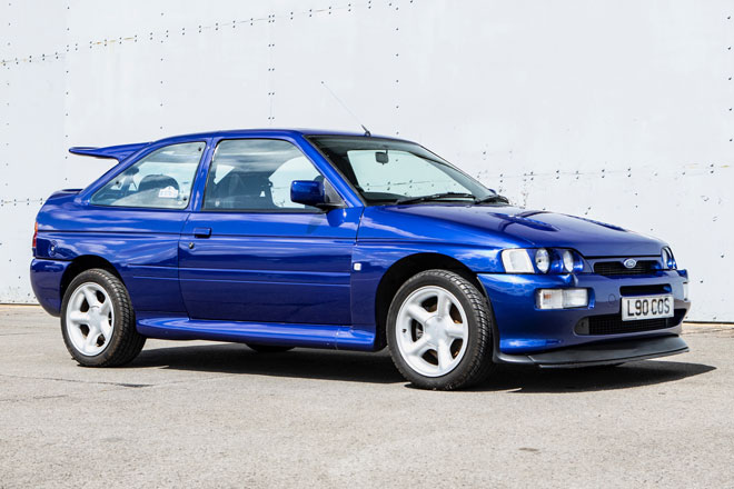 6. Ford Escort RS Cosworth.