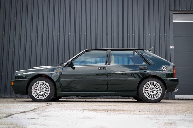 8. Lancia Delta HF Integrale Evoluzione.