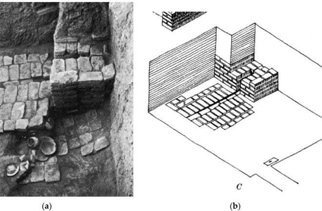 Các nhà khảo cổ học phát hiện ra nhiều điều về xã hội loài người thông qua nghiên cứu nhà vệ sinh cổ đại - Ảnh 1.