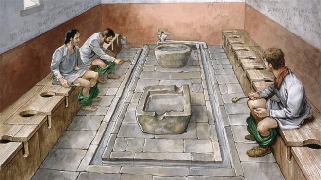 Các nhà khảo cổ học phát hiện ra nhiều điều về xã hội loài người thông qua nghiên cứu nhà vệ sinh cổ đại - Ảnh 3.