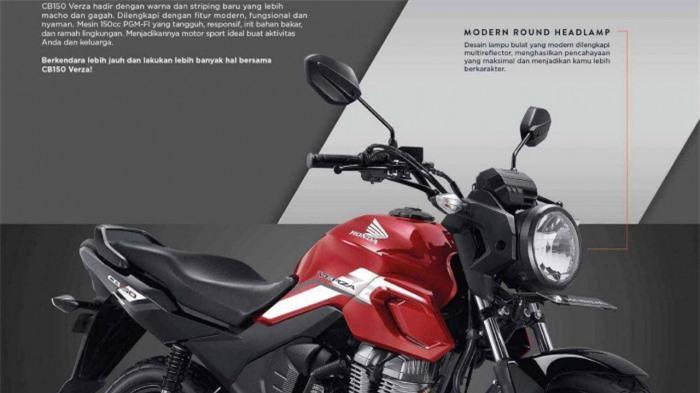 Honda CB150 Verza 2021 ra mắt, giá chỉ từ 32 triệu đồng 2
