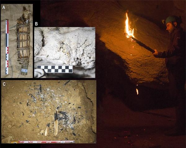 Nghệ thuật làm chủ lửa của người tiền sử 50.000 năm trước khi chiếu sáng những hang động - Ảnh 3.