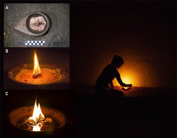Nghệ thuật làm chủ lửa của người tiền sử 50.000 năm trước khi chiếu sáng những hang động - Ảnh 4.