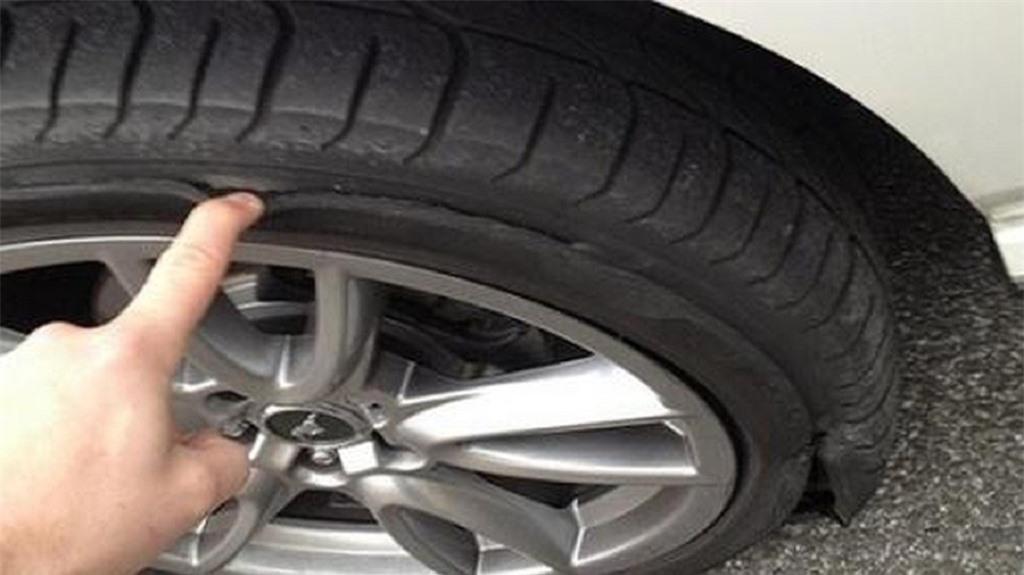 lốp xe kém chất lượng