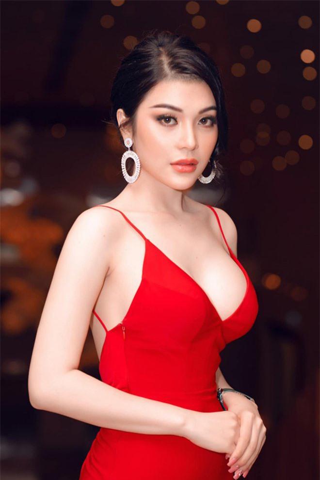 Nhan sắc thời thi hoa hậu của Lily Chen - mỹ nhân bị đồn là tình địch của Ngọc Trinh - Ảnh 7.