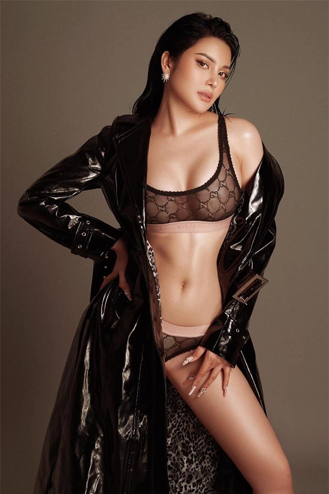 Nhan sắc thời thi hoa hậu của Lily Chen - mỹ nhân bị đồn là tình địch của Ngọc Trinh - Ảnh 8.