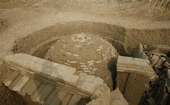 Phát hiện chấn động giới khảo cổ TQ: Bí ẩn chuỗi lăng mộ biết thở - 60 ngày không uổng phí! - Ảnh 2.