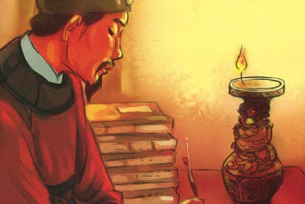 Theo sách Đại Việt sử ký toàn thư, bộ quốc sử đầu tiên của người Việt được biên soạn dưới thời nhà Trần, với tên gọi Đại Việt sử ký. Tác giả của bộ chính sử này là nhà sử học Lê Văn Hưu. Ảnh: NXB Kim Đồng.