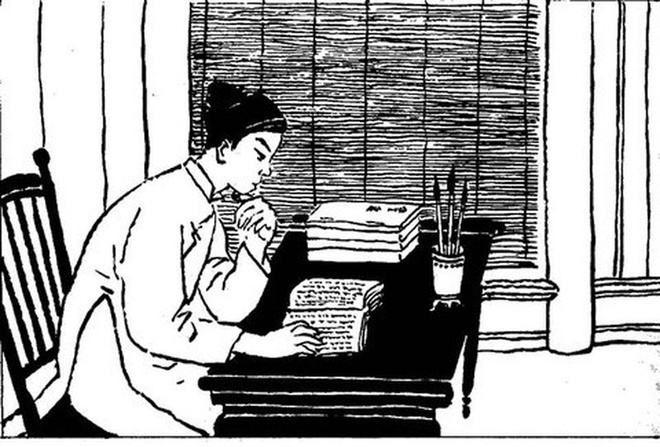Đại Việt sử ký toàn thư là bộ chính sử lớn bậc nhất của nước ta trong suốt chiều dài lịch sử với những tư liệu quý, tạo cơ sở cho việc nghiên cứu lịch sử dân tộc sau này. Để hoàn thành bộ sách này, các tác giả phải trải qua hơn 200 năm biên soạn, chỉnh sửa. Đây là bộ sách được viết trong thời gian lâu nhất của người Việt. Ảnh: Thư viện Lịch sử.