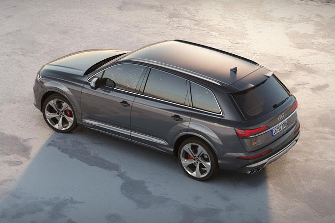 7. Audi SQ7.