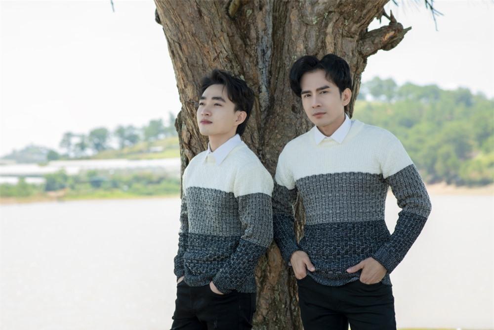 Đan Trường cùng học trò Trung Quang hát lại bản hit cách đây 17 năm - Ảnh 4.