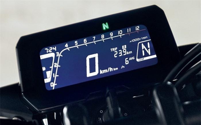 Honda CB150R 2021 ra mắt, giá khoảng 75,3 triệu đồng 6