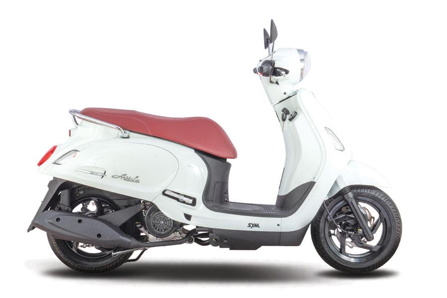 SYM Attila 125 2020.