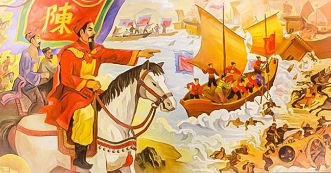 """Theo """"Đại Việt sử ký toàn thư"""", trong cuộc kháng chiến chống quân Mông - Nguyên lần thứ hai (1285), nguyên soái Toa Đô của địch tử trận ở Tây Kết. Khi thấy thủ cấp của tướng giặc, vua Trần Nhân Tông nói: """"Người làm tôi phải nên như thế này"""". Vua cởi hoàng bào đắp cho thủ cấp, sai quân đem liệm, chôn. Hành động của vua Trần Nhân Tông được sử thần Ngô Sĩ Liên nhận xét: """"Thực là câu nói của bậc đế vương. Nói rõ đại nghĩa để người bề tôi muôn đời biết rằng trung với vua, chết vì phận sự là vinh, tuy chết mà bất hủ, mối quan hệ lớn lắm vậy. Huống chi lại cởi áo ngự, sai người liệm chôn nữa. Làm vậy có thể khích lệ sĩ khí để trừ giặc mạnh là phải lắm"""". Ảnh: Bảo tàng Lịch sử."""