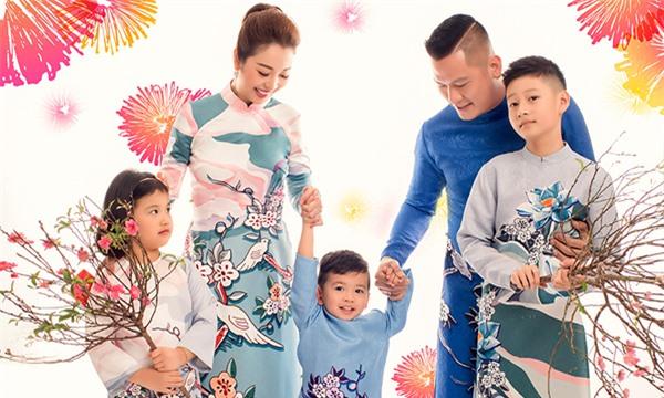 4 người cha dượng yêu thương con riêng của vợ như con ruột, cảm động nhất là câu chuyện của chồng NSND Hồng Vân - Ảnh 3.