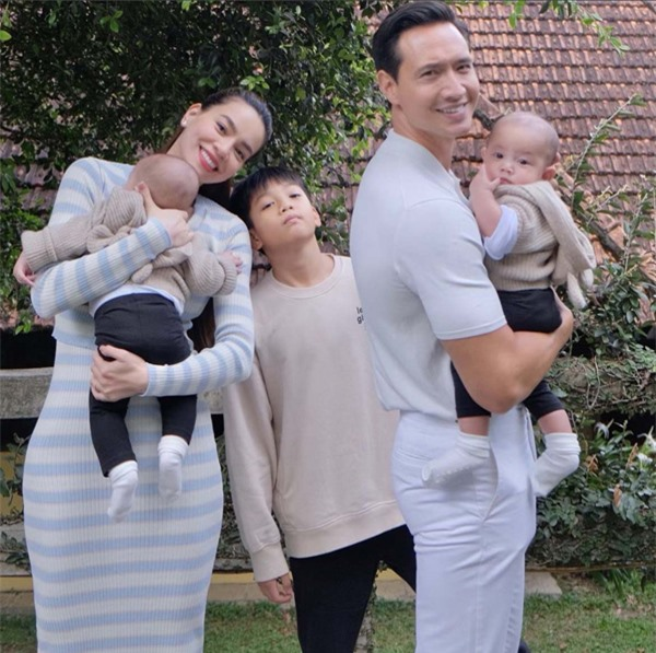 4 người cha dượng yêu thương con riêng của vợ như con ruột, cảm động nhất là câu chuyện của chồng NSND Hồng Vân - Ảnh 4.