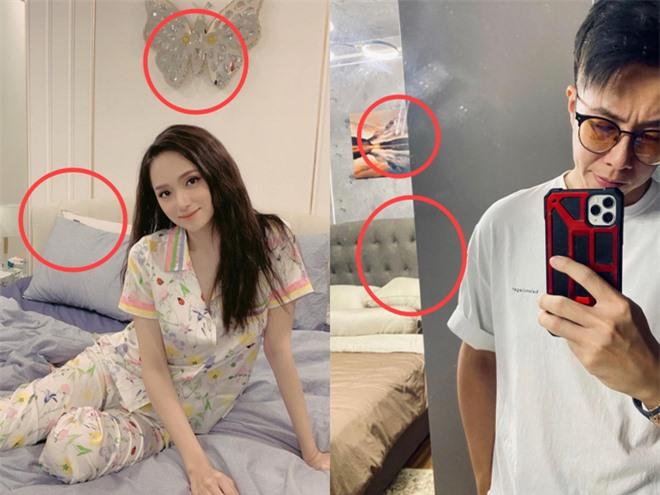 Dậy sóng chi tiết nghi vấn Matt Liu check in tại phòng ngủ của Hương Giang, nhưng soi kỹ phát hiện ra điều bất ngờ? - Ảnh 3.