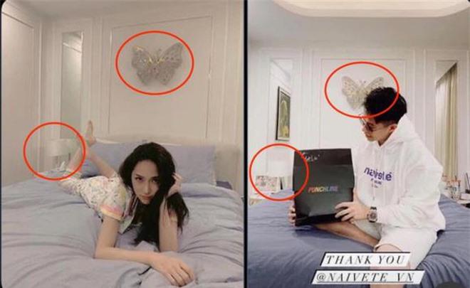 Dậy sóng chi tiết nghi vấn Matt Liu check in tại phòng ngủ của Hương Giang, nhưng soi kỹ phát hiện ra điều bất ngờ? - Ảnh 4.