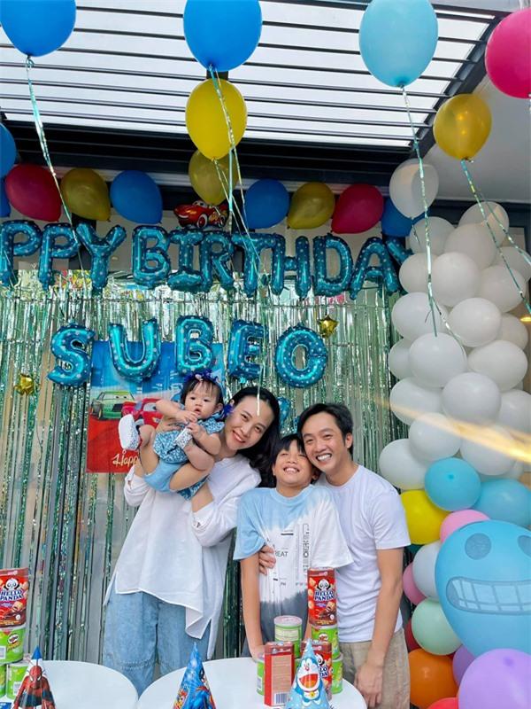 Hồ Ngọc Hà - Cường Đô la chia tay nhưng Subeo vẫn được cả bố mẹ lẫn mẹ quan tâm hết lòng - Ảnh 4.