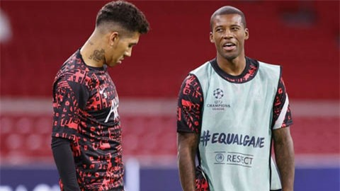 Liverpool chia tay Wijnaldum, Kabak và Larouci
