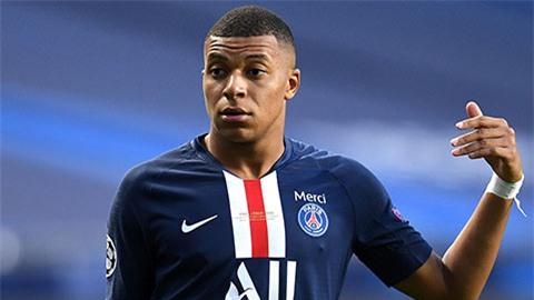 Mbappe không gia hạn với PSG, ra đi theo dạng tự do năm 2022