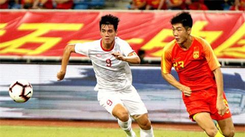 Đội tuyển Việt Nam đối đầu Trung Quốc ở vòng loại thứ 3 World Cup 2022