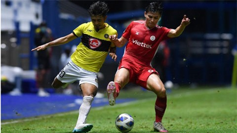 AFC Champions League - vòng bảng: Viettel và chiến thắng chứng minh tham vọng