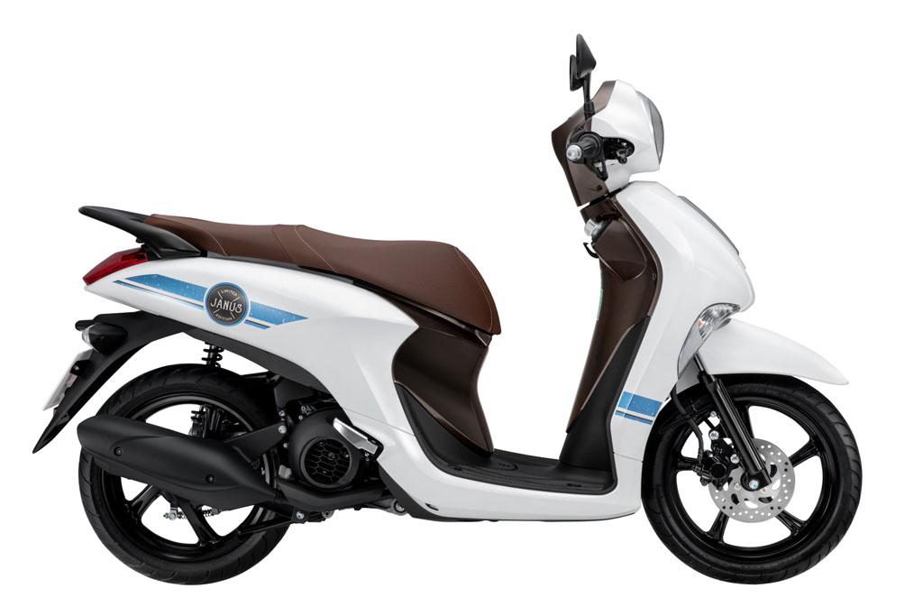 Yamaha Janus phiên bản giới hạn.
