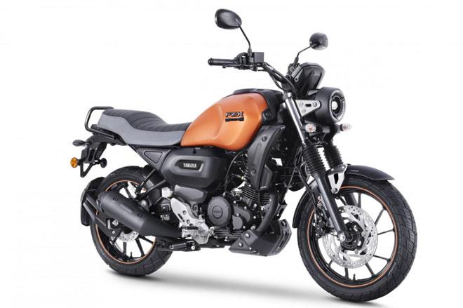 Yamaha FZ-X 2021.