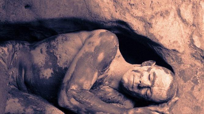 """Con người đã từng có khả năng """"ngủ đông"""" trong quá khứ (Ảnh: Popular Mechanics)"""
