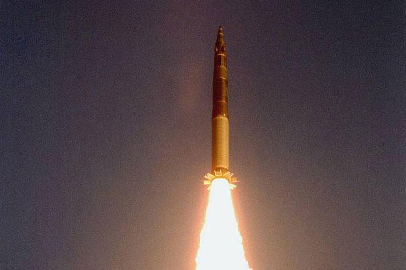 Nga thử tên lửa đạn đạo Kedr mới nhất.