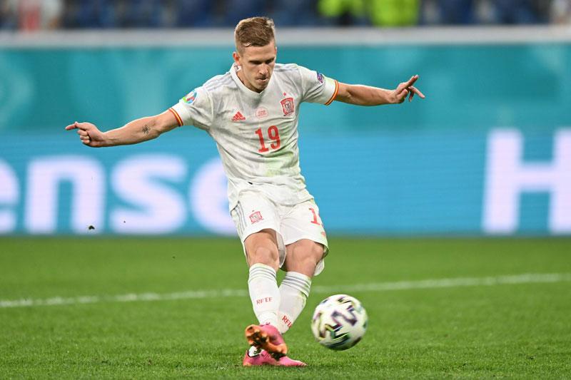 4. Dani Olmo (Tây Ban Nha, tổng số pha dứt điểm: 15, số bàn thắng: 0).