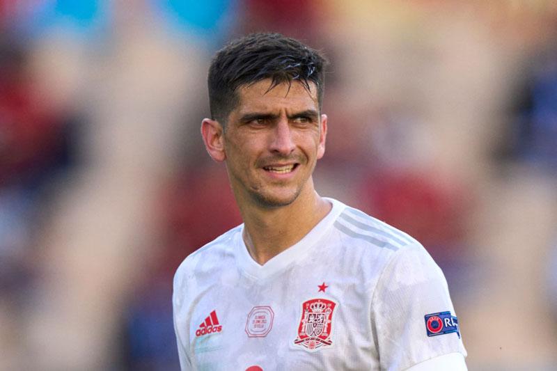 =5. Gerard Moreno (Tây Ban Nha, tổng số pha dứt điểm: 14, số bàn thắng: 0).