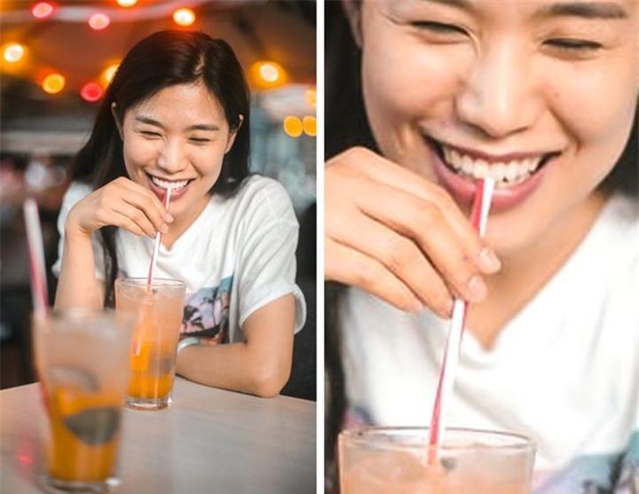 6 thói quen khiến răng bạn ố vàng - 1