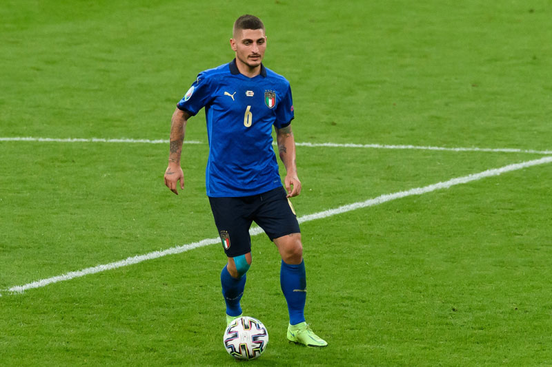 Tiền vệ: Marco Verratti (Italia).
