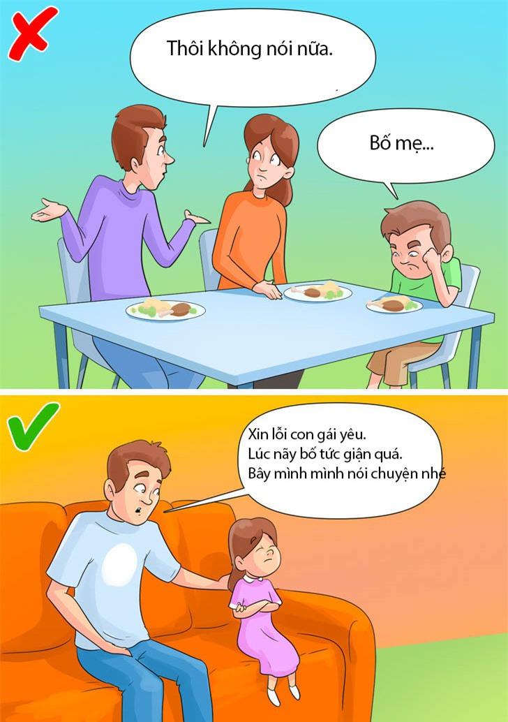 9 sai lầm của cha mẹ có thể hủy hoại tương lai của con mình