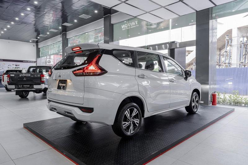 Mitsubishi Xpander. Ảnh: Mitsubishi Hà Tĩnh.