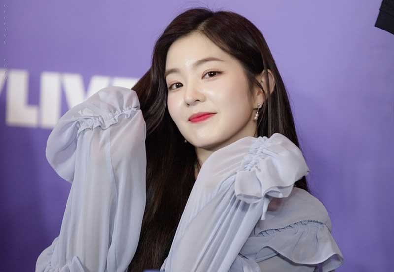 3. Irene (Red Velvet).