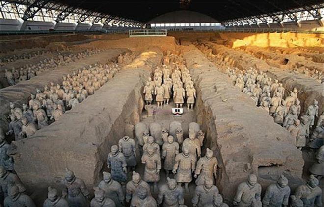 Gương mặt thần bí của một chiến binh trong lăng mộ Tần Thủy Hoàng, chỉ xuất hiện trong 5 phút, để lại 1 bức ảnh, sau đó biến mất - Ảnh 1.