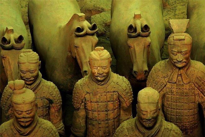 Gương mặt thần bí của một chiến binh trong lăng mộ Tần Thủy Hoàng, chỉ xuất hiện trong 5 phút, để lại 1 bức ảnh, sau đó biến mất - Ảnh 4.