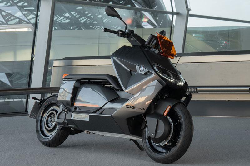 BMW CE 04 2022.