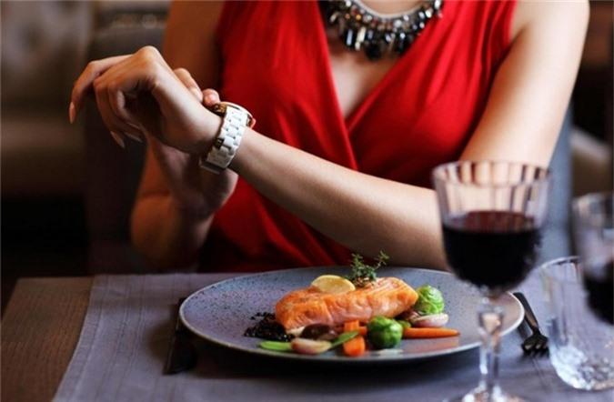 Điều gì xảy ra nếu bạn ăn tối quá muộn?