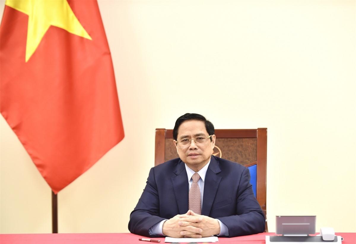 Thủ tướng Chính phủ Phạm Minh Chính nhấn mạnh, Việt Nam và Ấn Độ có những mối liên kết và gắn bó từ lâu đời, được các thế hệ lãnh đạo và nhân dân hai nước dày công vun đắp và đang ngày càng phát triển tốt đẹp, hiệu quả.
