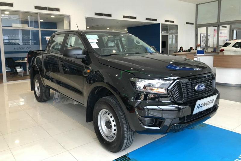 10. Ford Ranger (doanh số: 754 chiếc). Ảnh: Ford Thanh Xuân.