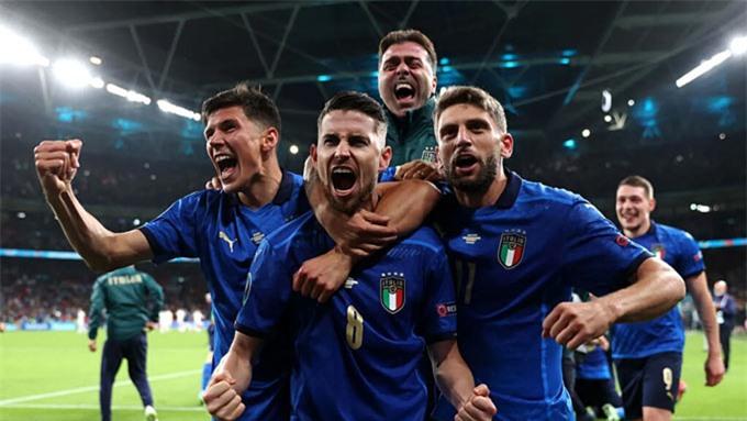 Italia đã trải qua hành trình chông gai