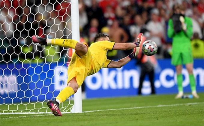 Donnarumma đã trải qua kỳ EURO 2020 xuất sắc